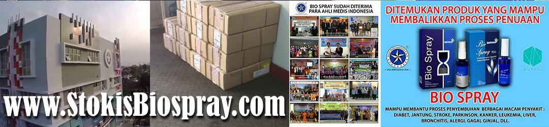 Stokis BioSpray | Jual Bio Spray | Agen BioSpray Indonesia